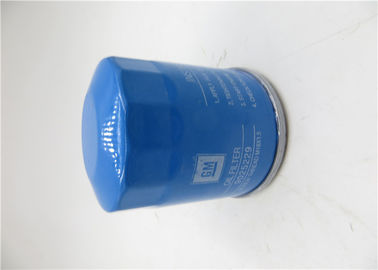 Standard Size Blue Automotive Filters OEM 9025229 Oil Filter For Chevrolet Sail